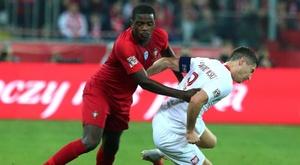 Carvalho completó un gran partido. EFE/Archivo
