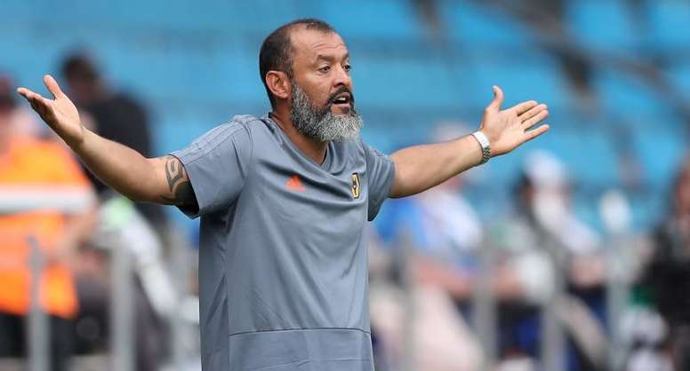 Santo admits there is still plenty for Wolves to improve. EFE