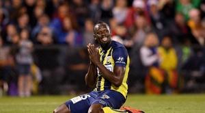 Bolt não quer jogar em Malta. EFE