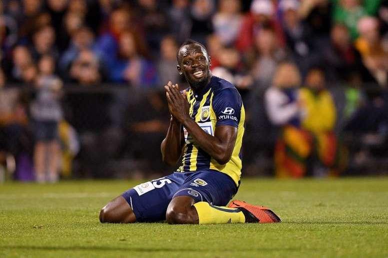 Usain Bolt ne veut pas jouer à Malte. EFE