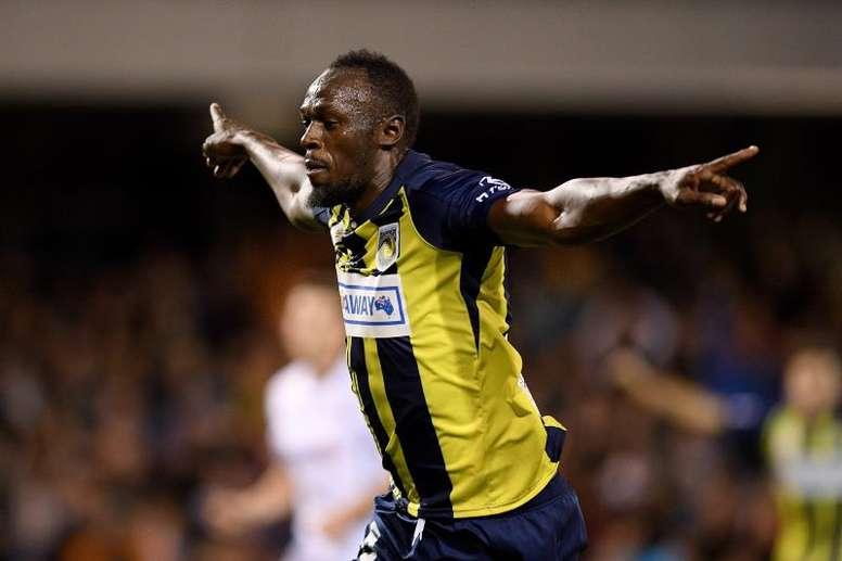 Bolt explicó por qué dejó el atletismo. EFE