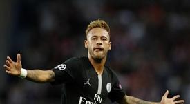 Neymar restera un joueur du PSG. EFE