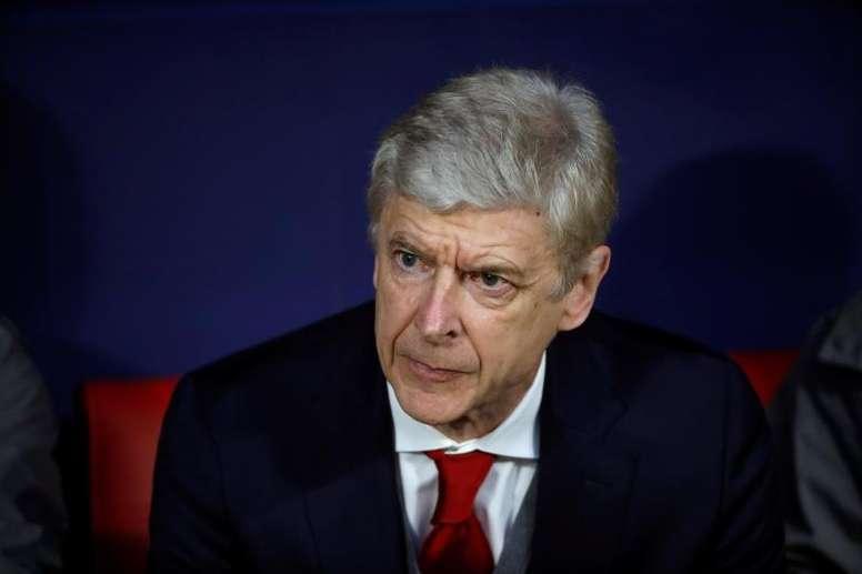 Wenger no volverá a la Premier. EFE/Archivo