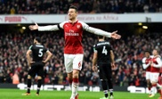 Koscielny could make his long-awaited Arsenal return in the game. EFE