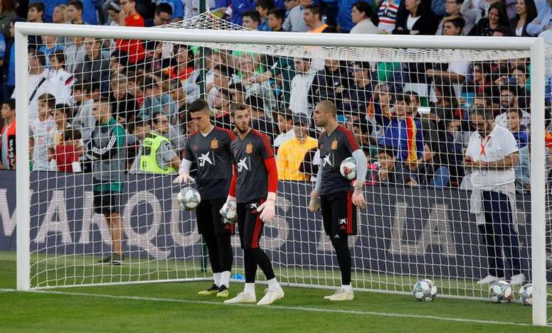Kepa wants VAR in all matches including qualifiers. EFE