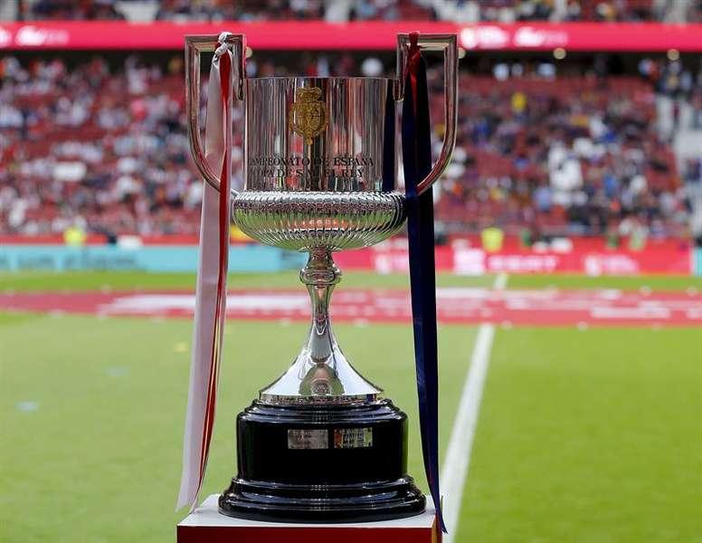 El primer sorteo de Copa, el 29 de octubre. EFE/Archivo