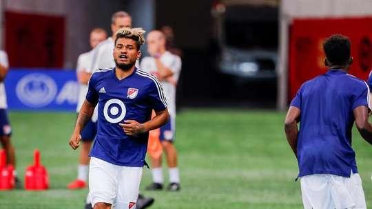 Martínez destaca en la MLS. EFE
