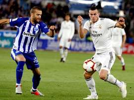Heure et diffusion du match Real Madrid-Alaves. EFE