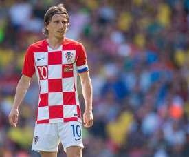 Croacia ganó 2-1. EFE