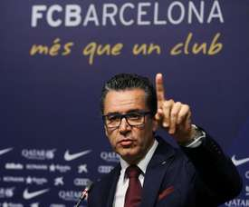 Vives explained the position of the club on the matter. EFE