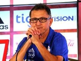 Osorio se estrena este martes. EFE