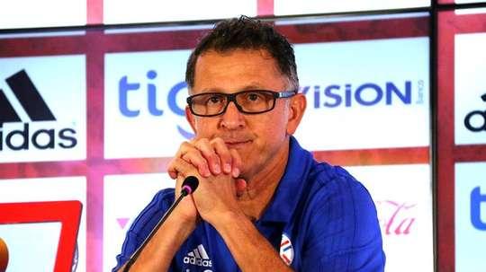 Osorio seguirá al frente de Paraguay. EFE