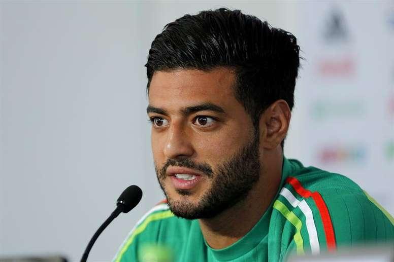 Vela explicó su renuncia a México, la Copa Oro y el Mundial. EFE