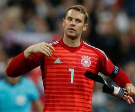 Neuer prova a tornare al suo livello. AFP