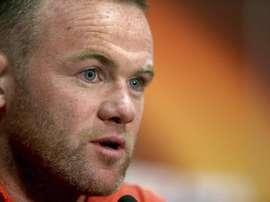 Rooney, otra vez envuelto en un escándalo. EFE/Archivo