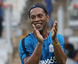 Rivaldo, Ronaldinho, Cafú o Emerson Fittipaldi mostraron su apoyo a Bolsonaro. EFE/Archivo