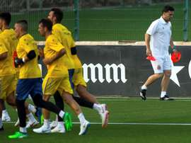 Al Espanyol se le atascan los partidos lejos del RCDE Stadium. EFE