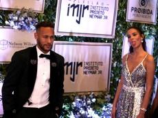 Se acabó el amor entre Bruna Marquezine y Neymar. EFE