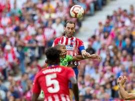 Varios son los jugadores que han pasado del Villarreal al Atlético en los últimos años. EFE