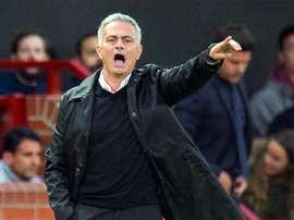 Mourinho se la juega en su anterior casa. EFE