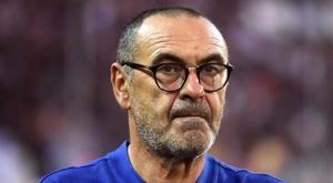 Sarri opinó sobre Mourinho y Klopp. EFE/Archivo