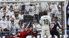 Levante, un os pour Madrid. EFE