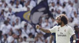 La Juventus no se olvida de Marcelo. EFE