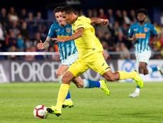 El Villarreal sigue sin ganar en casa. EFE