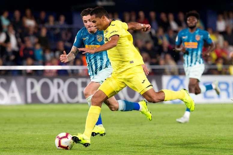 En el Villarreal no se esperan cambios en el ataque. EFE