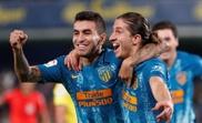 El Atlético quiere dejar la clasificación casi sentenciada. EFE