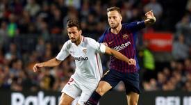 Rakitic podría salir del Barça. EFE