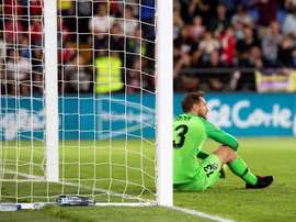 United want Oblak if De Gea leaves. EFE
