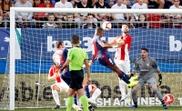 Eibar y Athletic empataron a un gol. EFE