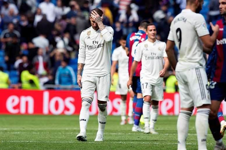 Seulement une défaite à Madrid à la Ciutat de Valencia. EFE