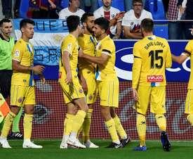 Victoria importantísima para un Espanyol a las puertas del liderato. EFE