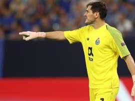 Iker Casillas. EFE/Archivo