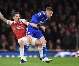 Des mauvaises nouvelles pour Arsenal. EFE