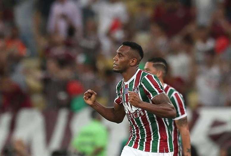 Pin En juego un puesto en la final de Copa Sudamericana. EFE Archivo cb53a26e50c7e