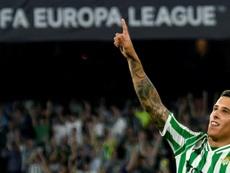 Tello podría estar para jugar en Milán. EFE/Archivo