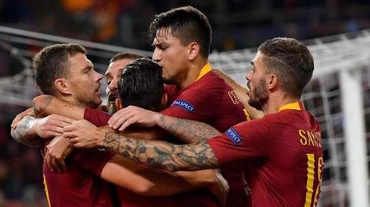 La Roma podría cambiar de dueño. EFE
