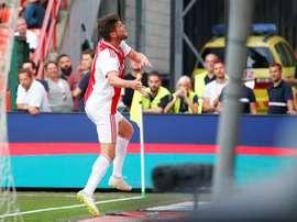 El Ajax venció al Feyenoord 3-0. EFE/Archivo