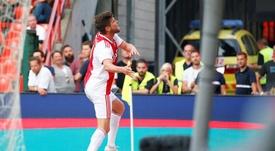 El Heerenveen quiere el retorno de Huntelaar. EFE/Archivo