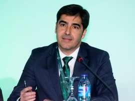 Haro volvió a hablar del posible regreso de Ceballos. EFE/archivo