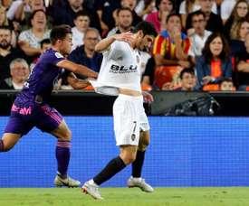 Guedes est un objectif de la Juventus. EFE
