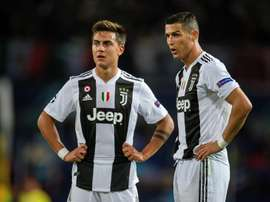 Dybala pourrait quitter Turin. EFE