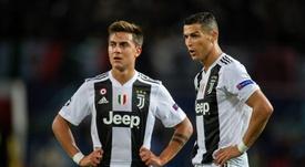 Dybala pourrait quitter Turin. EFE