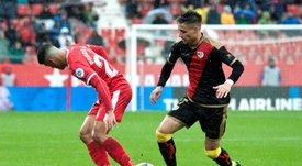 Álex Moreno, a un paso del Betis. EFE