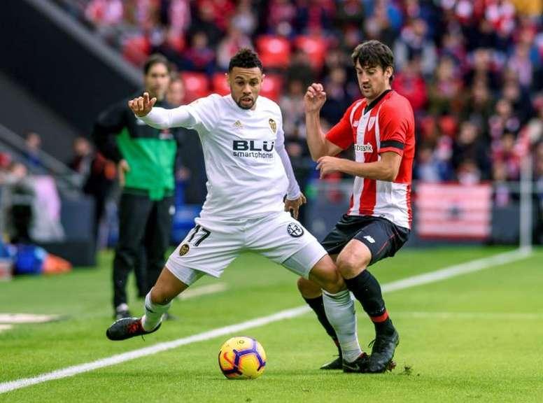 El Valencia afronta la Copa como un bálsamo. EFE