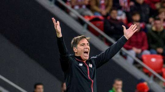 El Athletic mejoró, pero volvió a perder. EFE