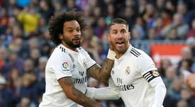 Marcelo ensalzó la figura de Ramos. EFE